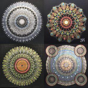 曼荼羅アート