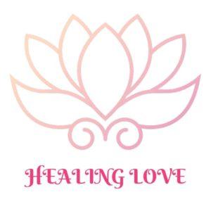 HEALING LOVE logo